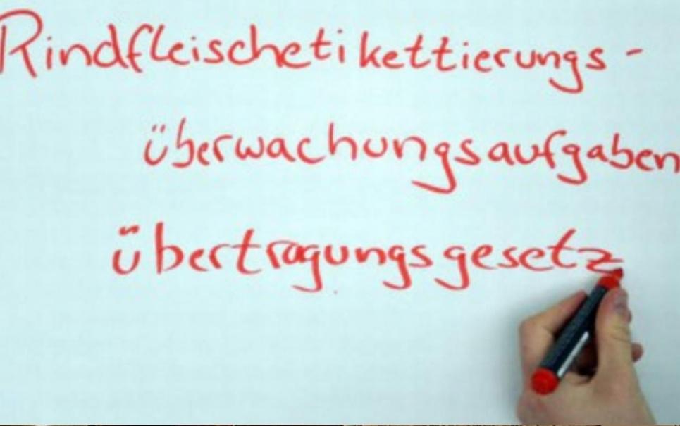 Palavra mais longa do alemão