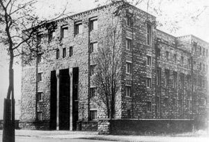 A Escola de Frankfurt que abrigou diversos intelectuais alemães