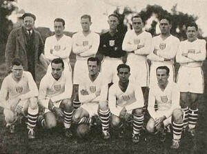 Seleção americana de futebol - 1930