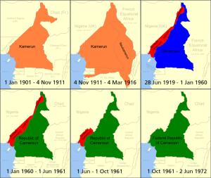 Formação de Camarões