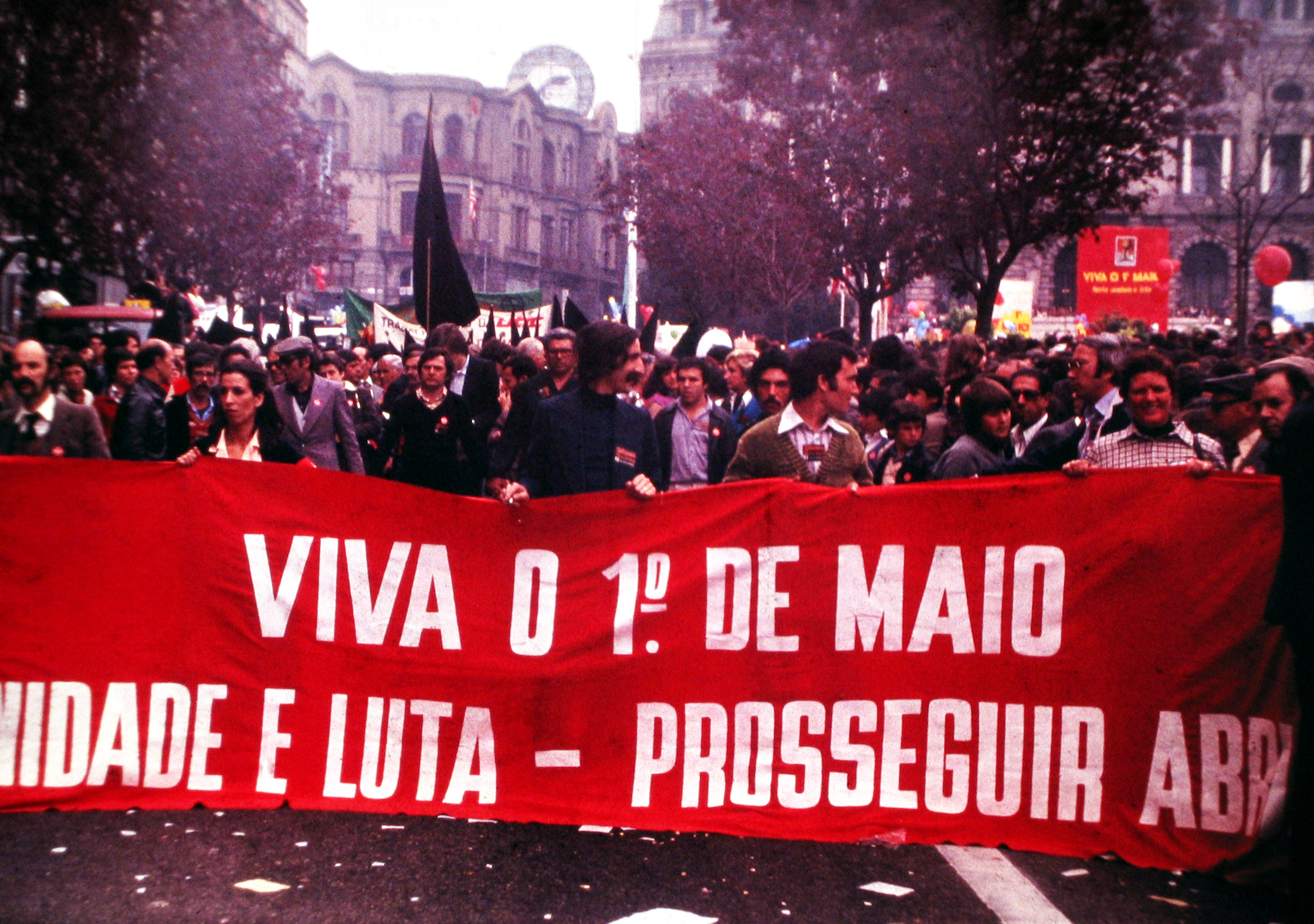 1º_Maio_1980_Porto_by_Henrique_Matos